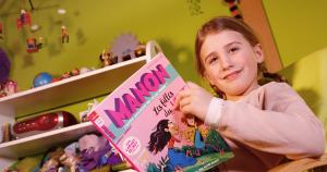 Manon, l'extra magazine des filles super !