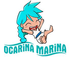 Héros Manon : Ocarina Marina