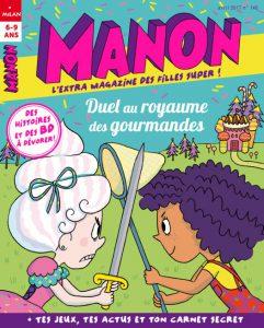 Manon : Duel au royaume des gourmandes