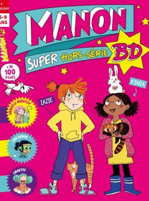 Manon super hors-série BD