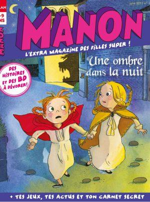 Manon magazine : une ombre dans la nuit