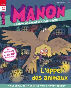 Manon et l'appel des animaux