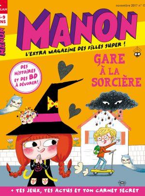 Gare à la sorcière - Manon magazine
