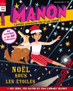 Noël sous les étoiles avec Manon magazine