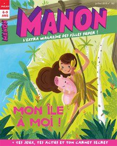 Mon île à moi - Manon magazine