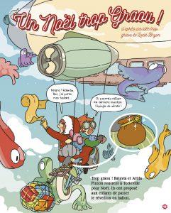 Un enquête aérienne des Enfants capables