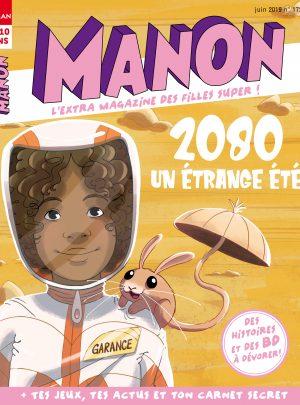 Manon 2080 un étrange été