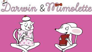 amour darwin mimolette