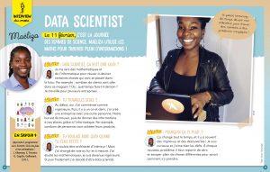 Interview de Maëliza, data scientist